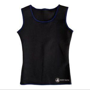 BODY GLOVE Vest, Pullover Slimming, Men's Small